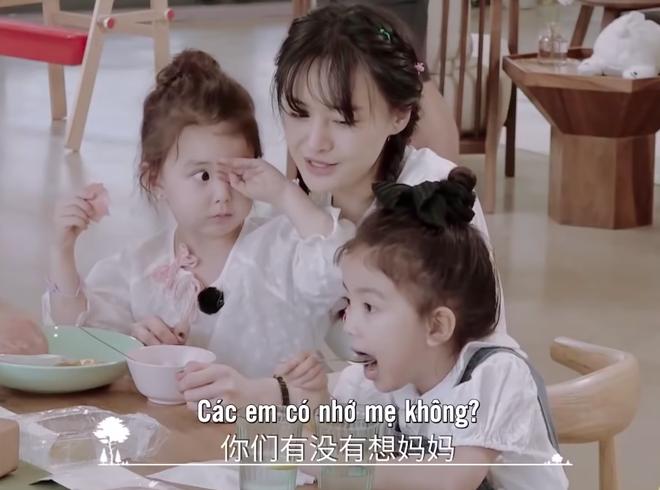 Trịnh Sảng bị netizen chỉ trích giả tạo khi đòi bỏ con mình nhưng lại lên show chăm sóc con nhà người ta - ảnh 2