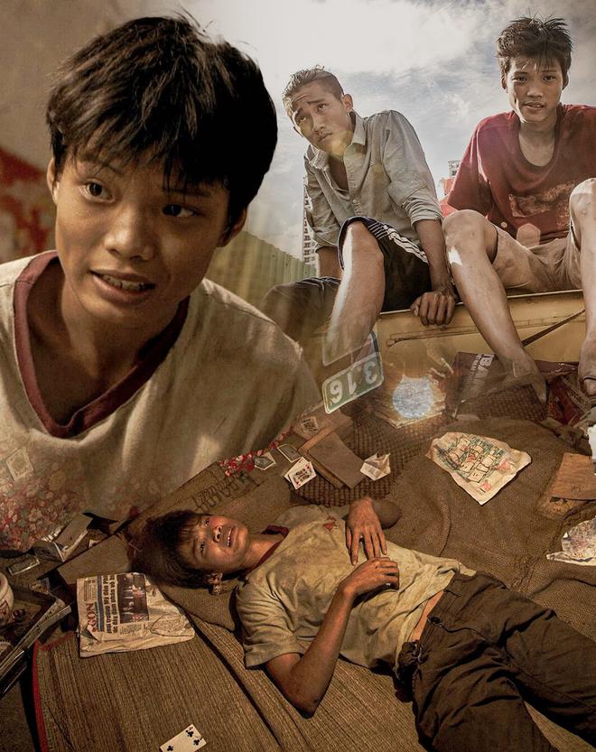 Ròm: Bộ phim Việt vươn tầm quốc tế, mang đậm vẻ đẹp và sự khốc liệt của hiện thực tới những đứa trẻ nghèo - Ảnh 1.
