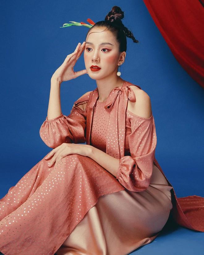 Loạt shop bán áo dài Tết ở Sài Gòn: Sang chảnh hay trẻ trung đều đẹp mê, giá từ 700k - ảnh 10