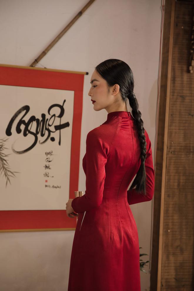 Loạt shop bán áo dài Tết ở Sài Gòn: Sang chảnh hay trẻ trung đều đẹp mê, giá từ 700k - ảnh 37