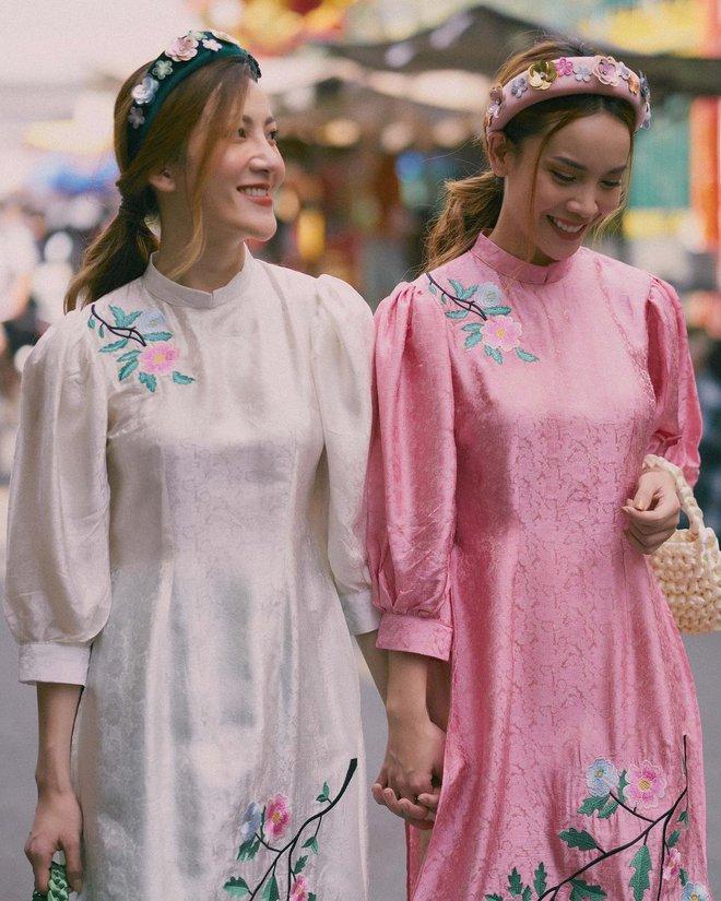 Loạt shop bán áo dài Tết ở Sài Gòn: Sang chảnh hay trẻ trung đều đẹp mê, giá từ 700k - ảnh 27