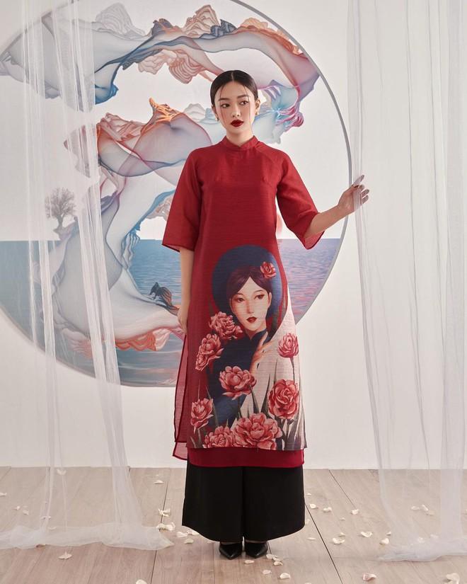 Loạt shop bán áo dài Tết ở Sài Gòn: Sang chảnh hay trẻ trung đều đẹp mê, giá từ 700k - ảnh 22