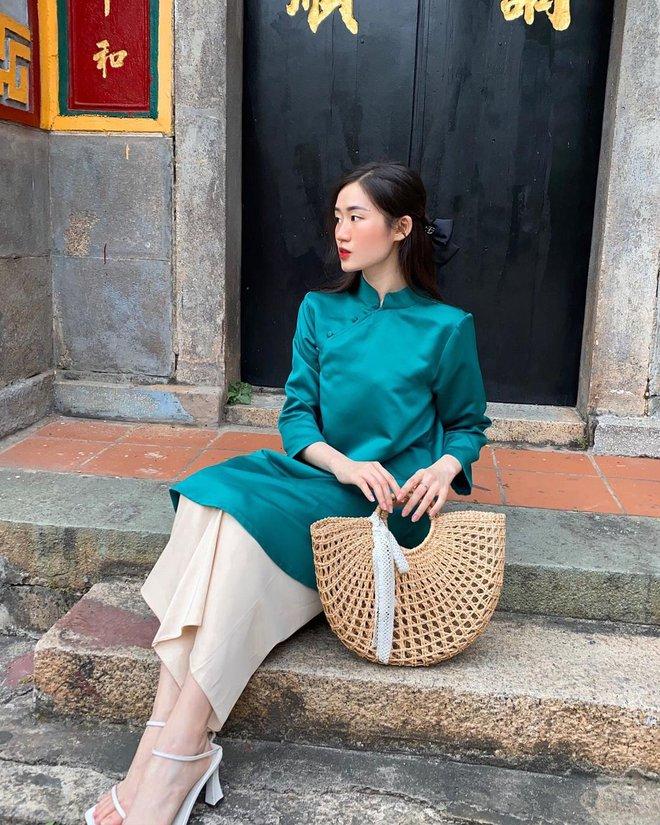 Loạt shop bán áo dài Tết ở Sài Gòn: Sang chảnh hay trẻ trung đều đẹp mê, giá từ 700k - ảnh 16