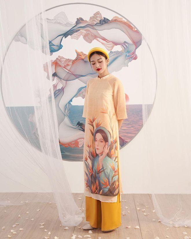 Loạt shop bán áo dài Tết ở Sài Gòn: Sang chảnh hay trẻ trung đều đẹp mê, giá từ 700k - ảnh 23