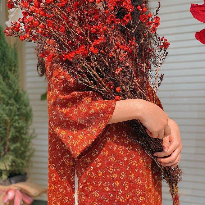 Loạt shop bán áo dài Tết ở Sài Gòn: Sang chảnh hay trẻ trung đều đẹp mê, giá từ 700k - ảnh 4