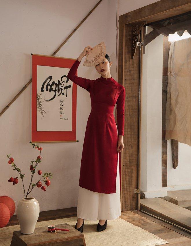 Loạt shop bán áo dài Tết ở Sài Gòn: Sang chảnh hay trẻ trung đều đẹp mê, giá từ 700k - ảnh 36