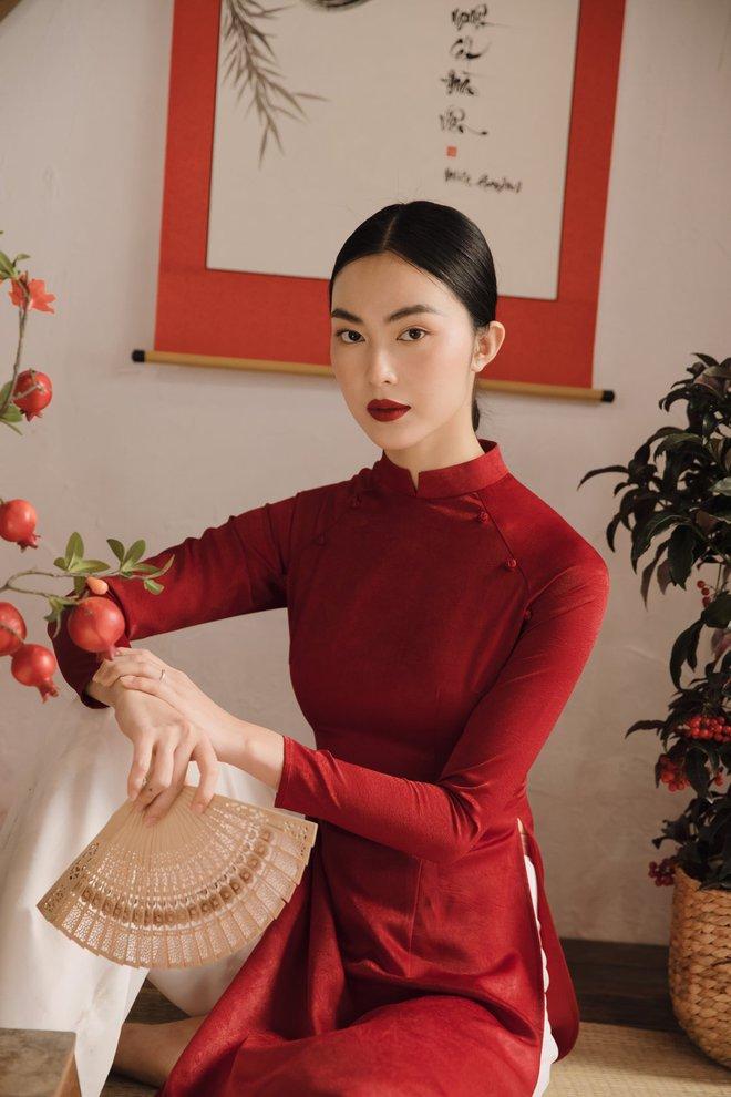 Loạt shop bán áo dài Tết ở Sài Gòn: Sang chảnh hay trẻ trung đều đẹp mê, giá từ 700k - ảnh 34