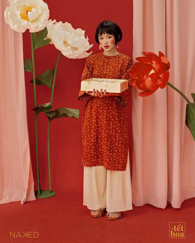 Loạt shop bán áo dài Tết ở Sài Gòn: Sang chảnh hay trẻ trung đều đẹp mê, giá từ 700k - ảnh 3