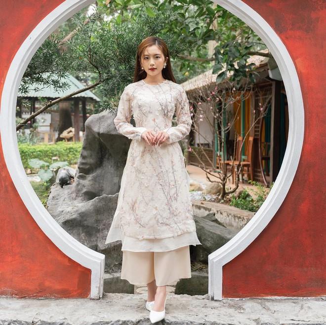 Loạt shop bán áo dài Tết ở Sài Gòn: Sang chảnh hay trẻ trung đều đẹp mê, giá từ 700k - ảnh 15