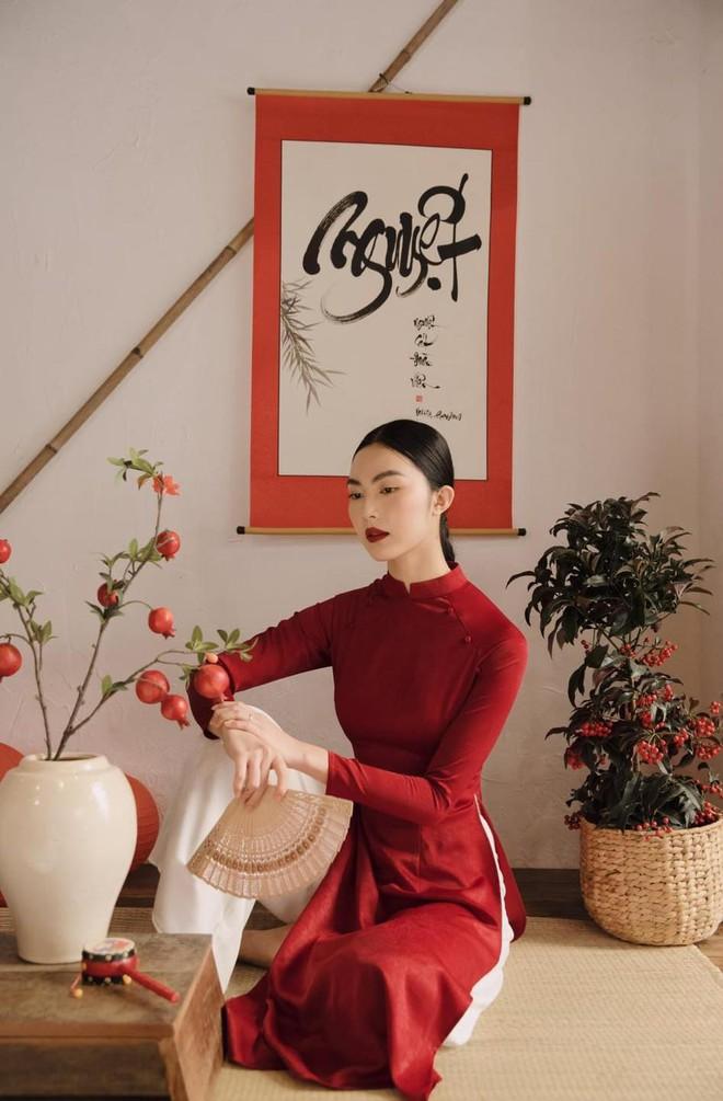 Loạt shop bán áo dài Tết ở Sài Gòn: Sang chảnh hay trẻ trung đều đẹp mê, giá từ 700k - ảnh 35