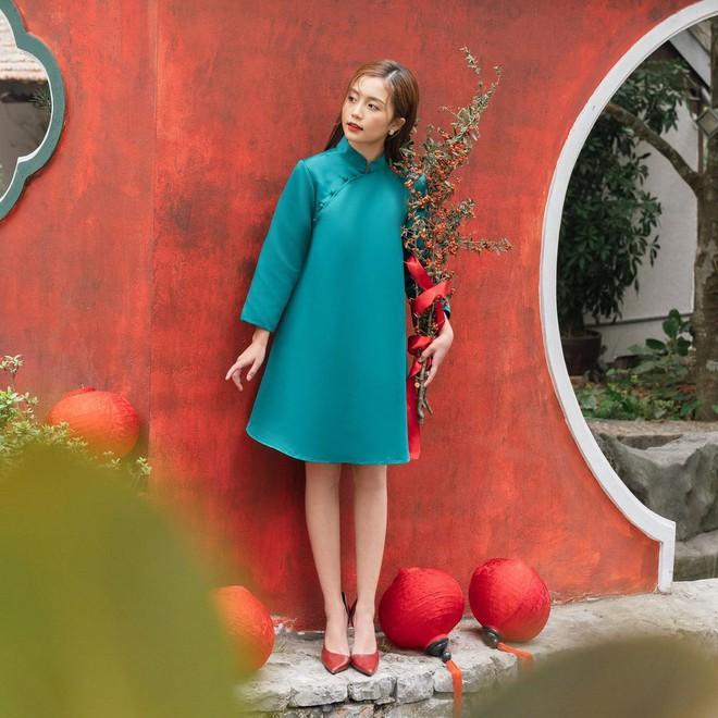 Loạt shop bán áo dài Tết ở Sài Gòn: Sang chảnh hay trẻ trung đều đẹp mê, giá từ 700k - ảnh 17