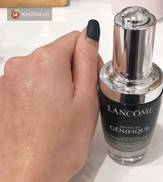 So sánh serum chống lão hóa Estée Lauder và Lancôme: Đắt và tốt ngang ngửa nhưng nếu chỉ sắm 1 thì nên chọn gì? - ảnh 21