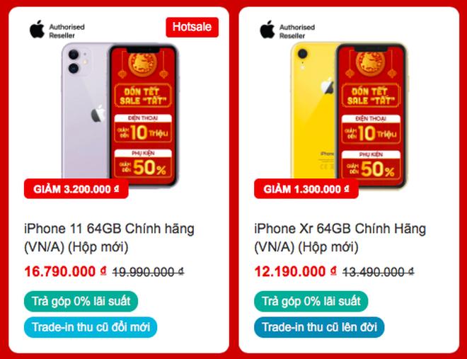 Các dòng iPhone cũ giảm giá mạnh vào dịp cuối năm nhưng cũng có nhiều điều cần phải lưu ý - ảnh 5