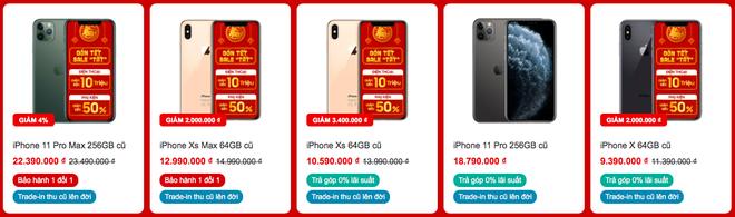 Các dòng iPhone cũ giảm giá mạnh vào dịp cuối năm nhưng cũng có nhiều điều cần phải lưu ý - ảnh 4