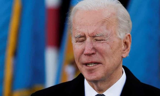 Ông Biden xúc động rơi nước mắt trước khi đến Washington nhậm chức - ảnh 2