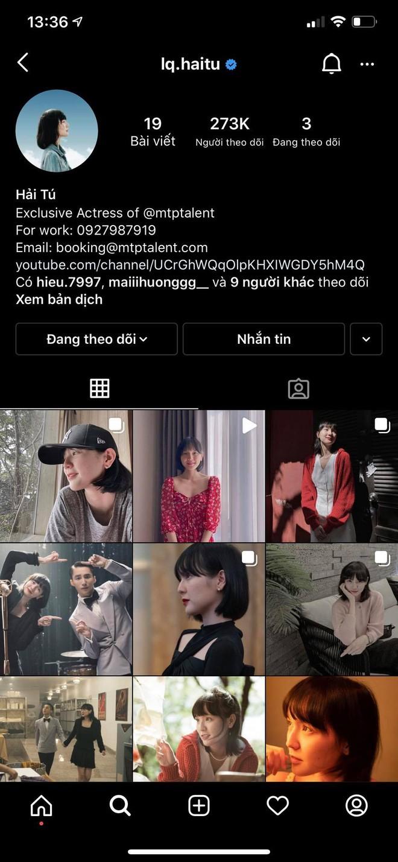 Instagram của Hải Tú tăng hàng chục nghìn follower chỉ sau một đêm ngập drama - ảnh 6