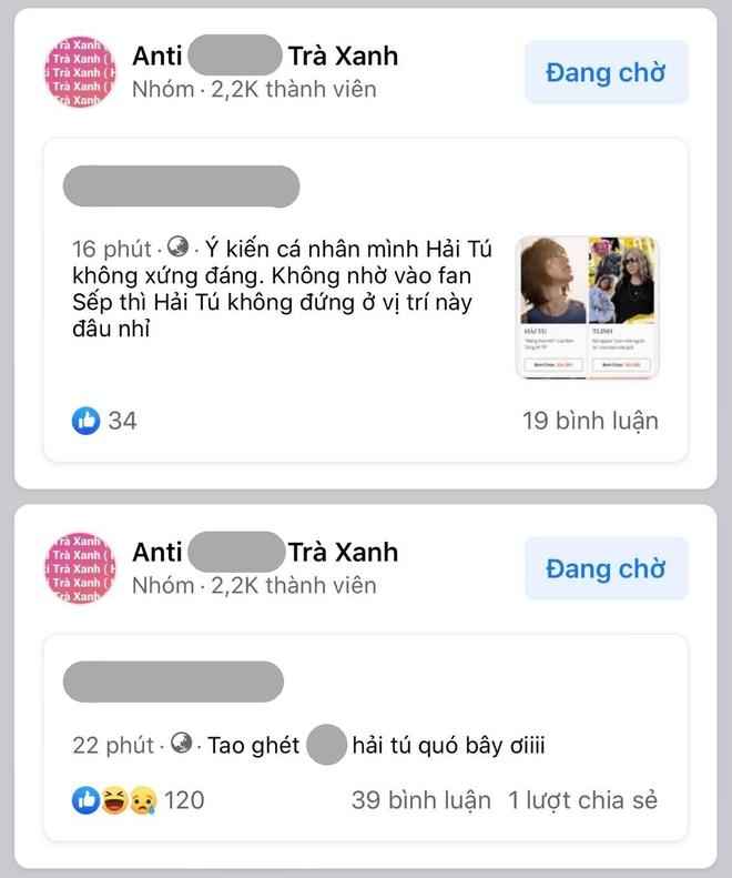 Dân mạng tràn vào trang cá nhân tấn công Hải Tú, group anti mọc ào ào trên Facebook - ảnh 6