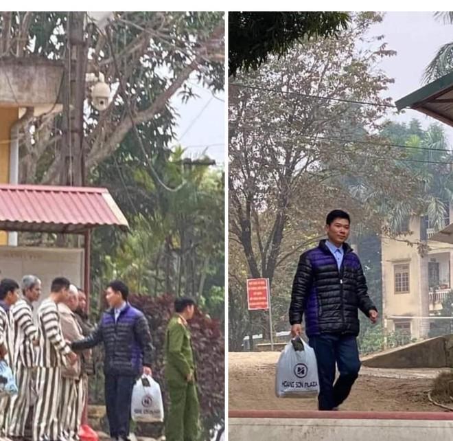 Cựu bác sĩ Hoàng Công Lương mãn hạn tù, trở về đoàn tụ cùng gia đình - ảnh 1