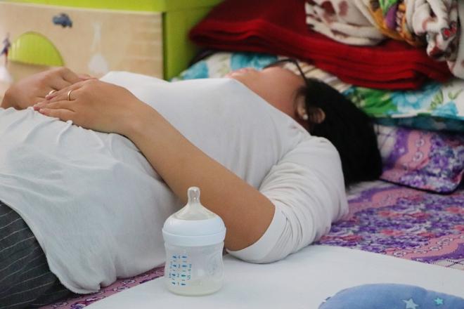 Nỗi đau của sản phụ bị liệt nửa người sau khi sinh mổ: Giờ em không thể cho con bú và tự tay ôm ấp chăm sóc con, chỉ mong BV trả lại hồ sơ bệnh án - ảnh 13