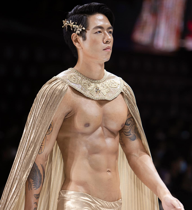 Thùy Dương (Next Top) thích trai đẹp sáu múi có hình xăm, nghe sao giống Michael Trương (Người Ấy Là Ai) ghê? - ảnh 4