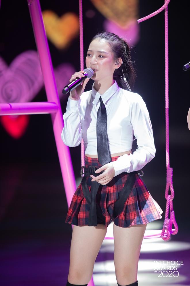 Mix & Phối - Soi style dàn sao đi tổng duyệt WeChoice 2020: Hoà Minzy, Hiền Hồ đơn giản vẫn xinh, đội quân rapper siêu ngầu - chanvaydep.net 1