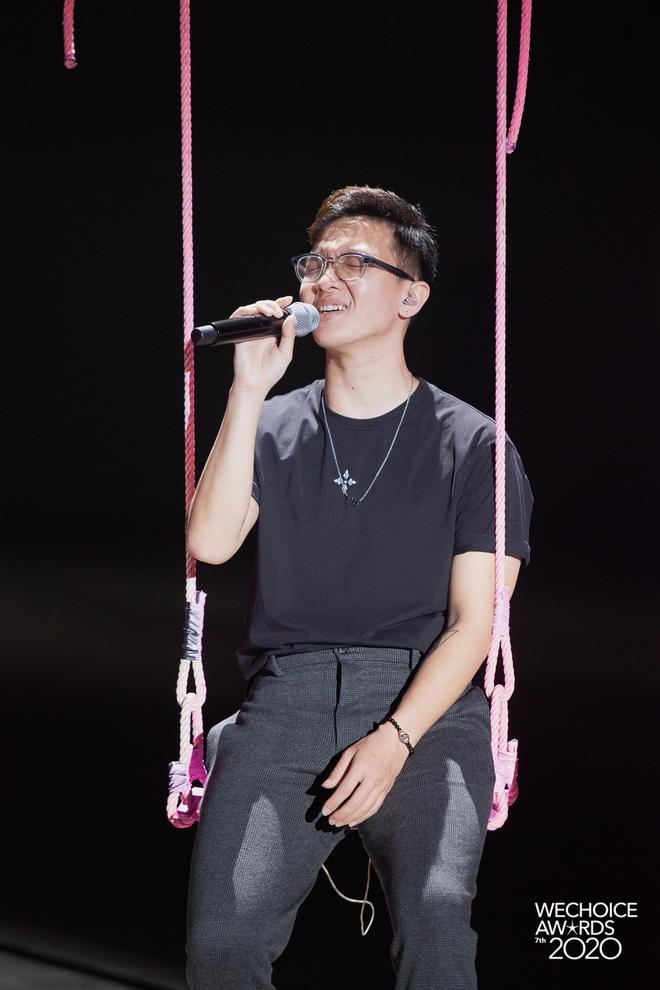 Mix & Phối - Soi style dàn sao đi tổng duyệt WeChoice 2020: Hoà Minzy, Hiền Hồ đơn giản vẫn xinh, đội quân rapper siêu ngầu - chanvaydep.net 4