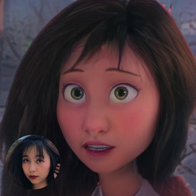 Cư dân mạng thích thú với trào lưu chuyển ảnh chân dung thành hoạt hình đậm chất Disney - ảnh 12