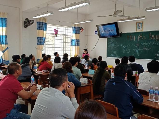 Cô giáo gây sốt với buổi họp phụ huynh có 1-0-2, dân tình nhìn vào chỉ muốn xin chuyển lớp - ảnh 1
