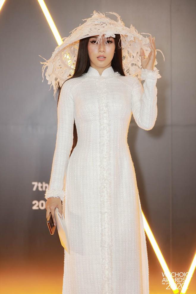 WeChoice 2020 là sự kiện hiếm hoi quy tụ cả quân đoàn Hoa hậu, Á hậu: 2 nàng hậu họ Đỗ điệu đà, H'Hen Niê - Khánh Vân quá bốc lửa - ảnh 14