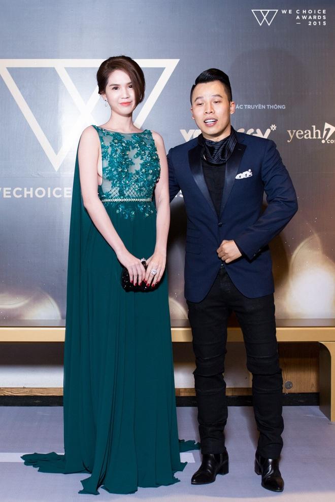 Ngọc Trinh qua 4 kỳ WeChoice Awards: Style biến hóa khôn lường, nhan sắc ngây thơ nhường chỗ cho thần thái chị đại - ảnh 2