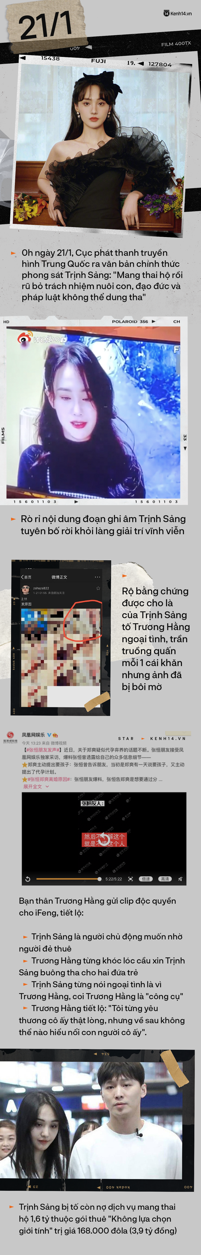 Toàn cảnh scandal khiến Trịnh Sảng thân bại danh liệt: Thuê người mang thai, ruồng bỏ con cái, Lee Jong Suk cũng bị réo tên - Ảnh 5.