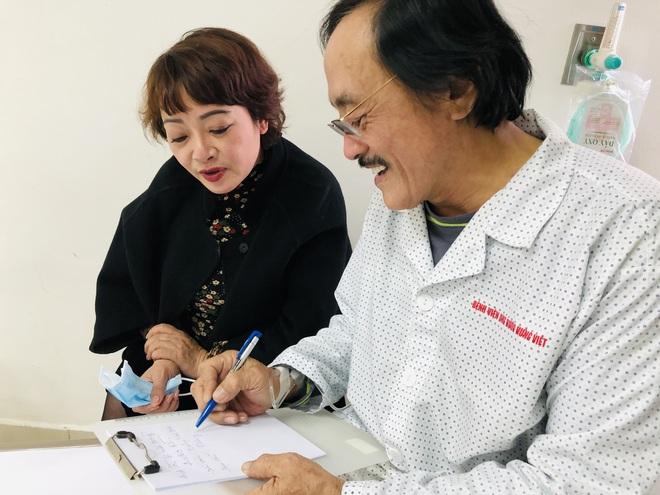 Nghệ sĩ Giang Còi xác nhận mắc ung thư giai đoạn 3 - ảnh 3