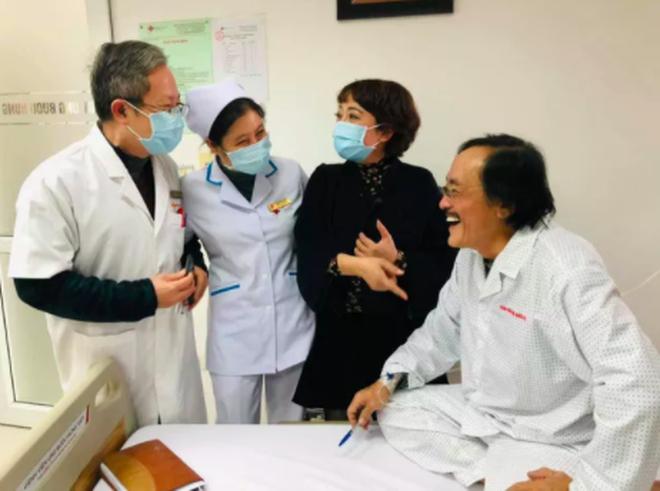 Nghệ sĩ Giang Còi xác nhận mắc ung thư giai đoạn 3 - ảnh 2