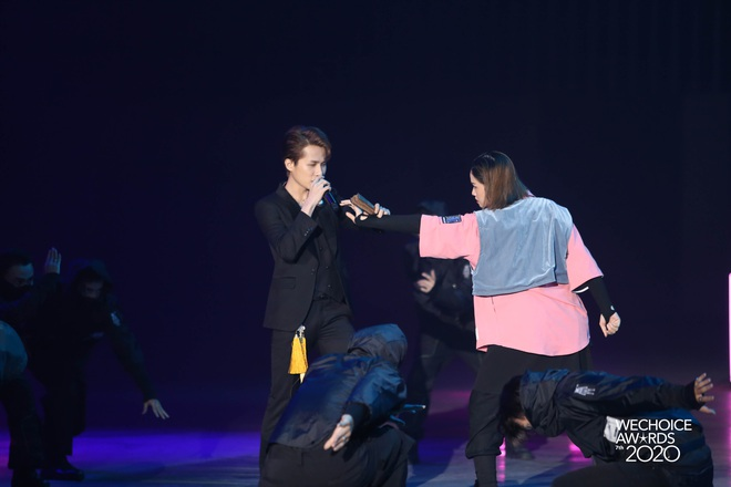 Jack phối mới Hoa Hải Đường, diễn cực sung có ngay sân khấu để đời tại WeChoice Awards 2020! - ảnh 7