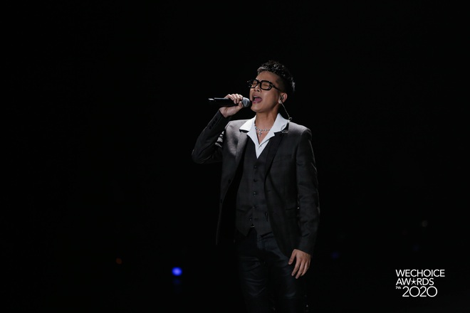 AMEE tái hợp Hoàng Dũng - Ricky Star, lần đầu hòa giọng cùng Quân A.P mang đến màn mashup không tưởng tại Gala WCA 2020 - ảnh 7
