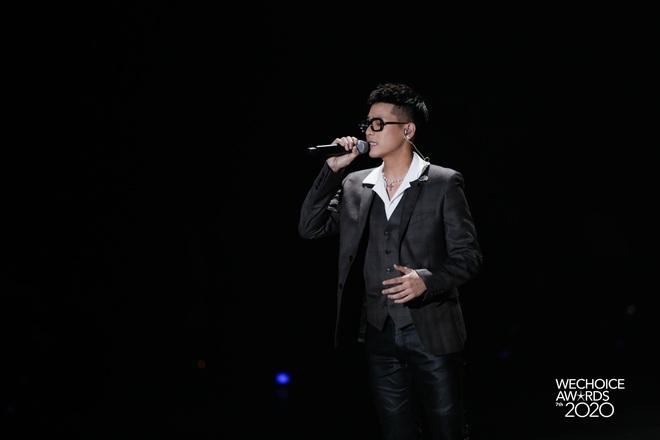 AMEE tái hợp Hoàng Dũng - Ricky Star, lần đầu hòa giọng cùng Quân A.P mang đến màn mashup không tưởng tại Gala WCA 2020 - ảnh 6