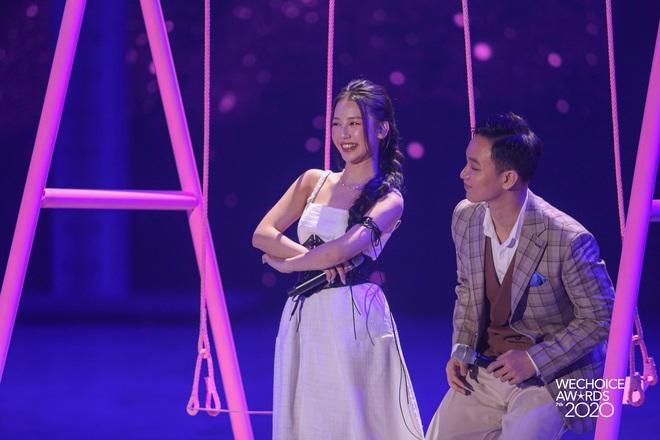 AMEE tái hợp Hoàng Dũng - Ricky Star, lần đầu hòa giọng cùng Quân A.P mang đến màn mashup không tưởng tại Gala WCA 2020 - ảnh 4