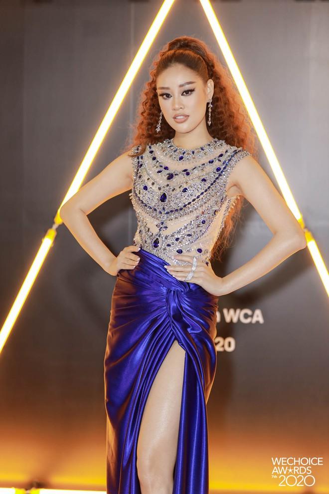 WeChoice 2020 là sự kiện hiếm hoi quy tụ cả quân đoàn Hoa hậu, Á hậu: 2 nàng hậu họ Đỗ điệu đà, H'Hen Niê - Khánh Vân quá bốc lửa - ảnh 6