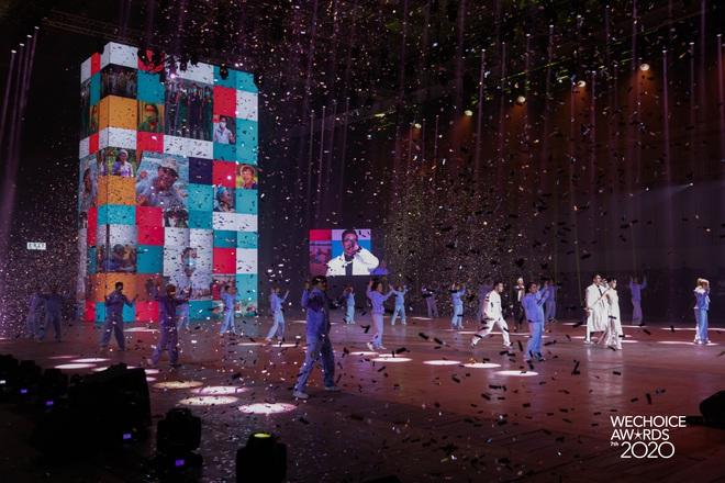 Bích Phương - Phúc Du - GDucky - HIEUTHUHAI hoà giọng đầy thăng hoa, khoảnh khắc diệu kỳ khép lại đêm Gala WeChoice 2020 - ảnh 12
