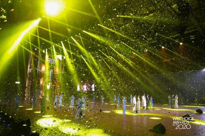 Bích Phương - Phúc Du - GDucky - HIEUTHUHAI hoà giọng đầy thăng hoa, khoảnh khắc diệu kỳ khép lại đêm Gala WeChoice 2020 - ảnh 15
