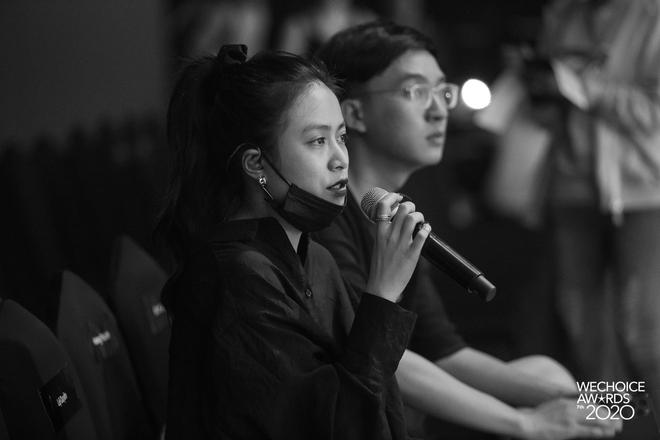 Dàn sao khoe sắc tại buổi tổng duyệt WeChoice 2020: Hoàng Thùy Linh cực xinh, MCK - Tlinh phát cẩu lương, Bích Phương đi luôn với gấu? - ảnh 6