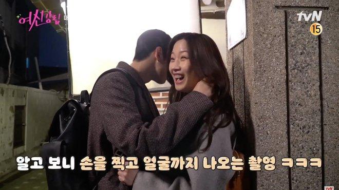 Cha Eun Woo và Hwang In Yeop bị ngã xuống ruộng phân vẫn tám rôm rả ở hậu trường True Beauty - ảnh 7
