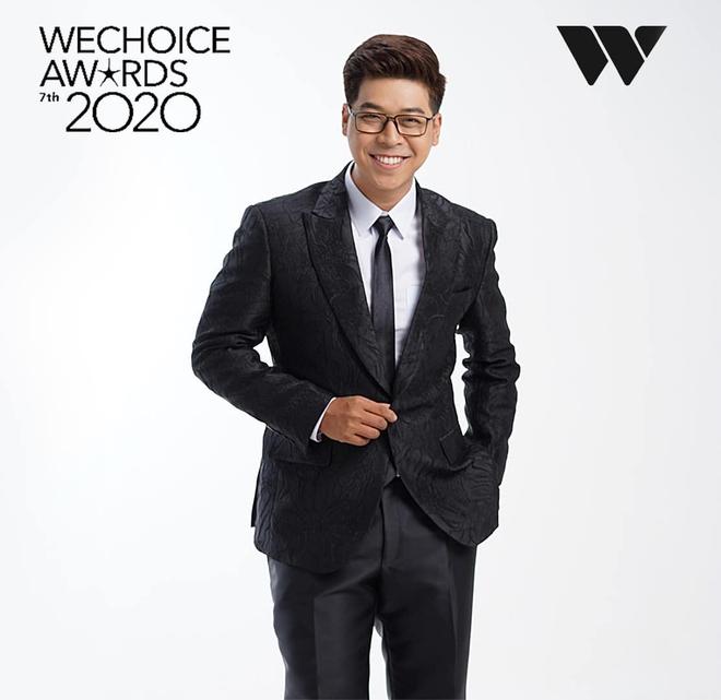 Phỏng vấn nóng MC Vĩnh Phú dẫn dắt đêm gala WeChoice 2020: Khi được xướng tên cố NS Chí Tài, tôi cảm thấy vô cùng nghẹn ngào - ảnh 7