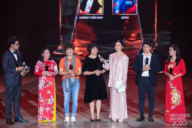 Ngành Y tế đại thắng khi có tới 4 đề cử lọt top 10 và top 5 nhân vật truyền cảm hứng WeChoice Awards 2020 - ảnh 1