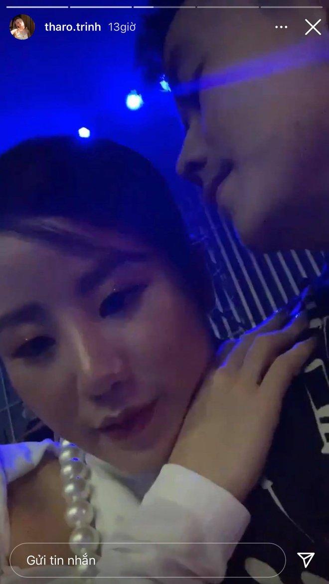 Dàn hot couple sánh vai tại Gala WeChoice Awards: Linh Rin - Phillip Nguyễn trông như vợ chồng son, Wean - Naomi bao ngầu - ảnh 9