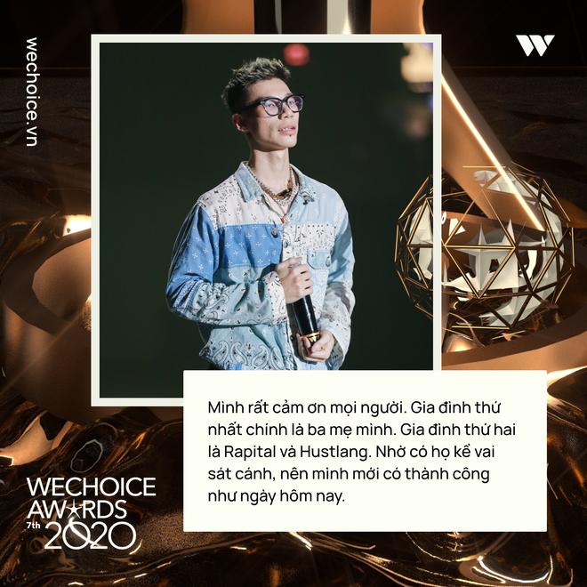 Loạt chia sẻ truyền cảm hứng tại Gala WeChoice: Ai cũng sống hết mình, tại sao bạn lại không? - ảnh 11
