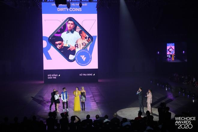 Gala WeChoice Awards 2020: Đêm tôn vinh những điều diệu kỳ Việt Nam! - Ảnh 4.