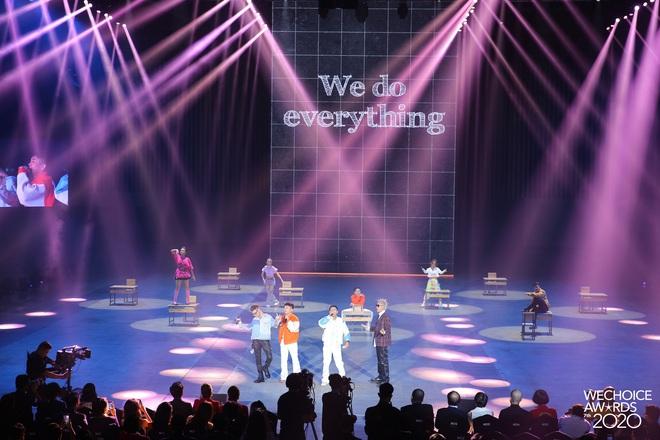Gala WeChoice Awards 2020: Đêm tôn vinh những điều diệu kỳ Việt Nam! - Ảnh 7.