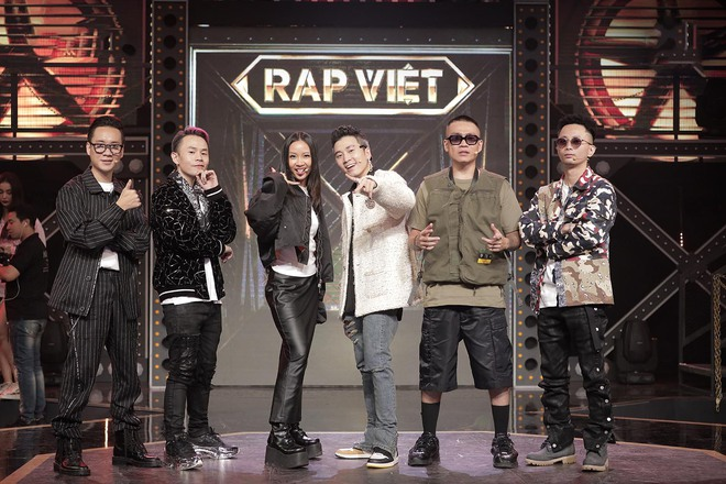 Vì sao Rap Việt xứng đáng trở thành TV Show của năm? - ảnh 3