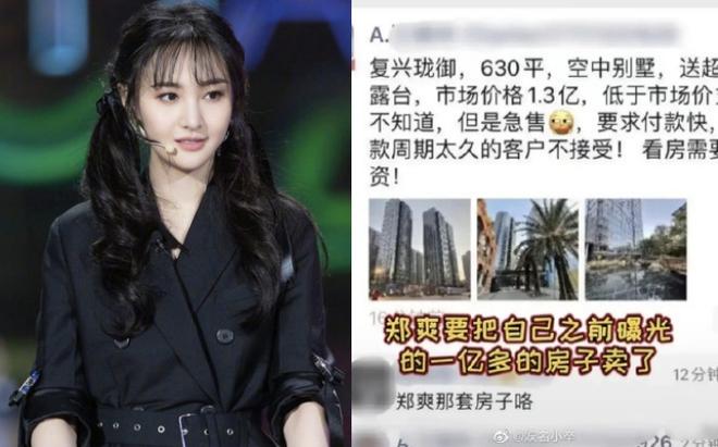 Trịnh Sảng tán gia bại sản vì phải bồi thường 3300 tỷ đồng, vượt mặt Phạm Băng Băng, bảo sao bán tháo penthouse mới tậu - Ảnh 6.
